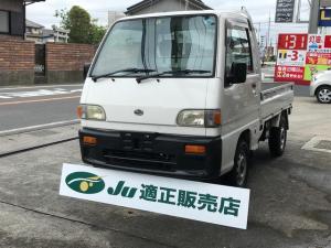 スバル サンバートラック スペシャル 5速マニュアル車 ホワイト 軽トラ 軽自動車