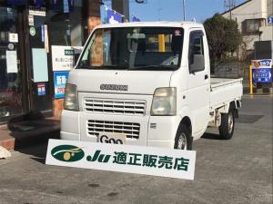 スズキ キャリイトラック  AC MT 軽トラック