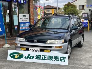 トヨタ カローラツーリングワゴン Lツーリングリミテッド MT オーディオ付 AC パワーウィンドウ 5名乗り