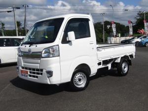 ダイハツ ハイゼットトラック エクストラSAIIIt CDプレーヤー スマートアシストIIIT 4WD