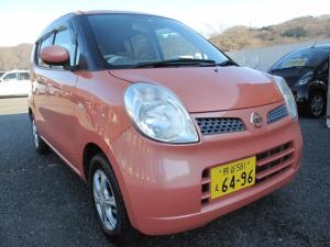 日産 モコ E FOUR 4WD 純正ナビ テレビ ETC スマートキー