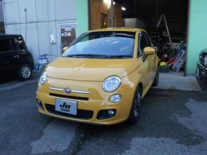フィアット 500S オートマティカ 国内販売限定100台