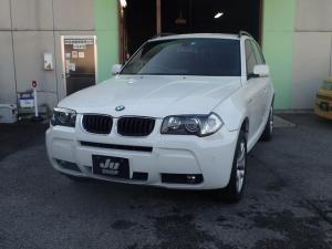BMW X3 2.5i Mスポーツパッケージ ワンオーナー ETC