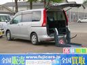 日産/セレナ 福祉車両 20Sリフタータイプ 左足アクセル 車椅子一基6名