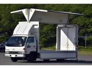 日野 レンジャー 電動パネルウイング 800kgパワーゲート PG 荷台長5m