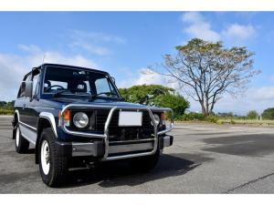 三菱 パジェロ  バン ショート ディーゼル 4WD 5速MT 3ドア