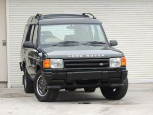 ランドローバーディスカバリー V8i ES ウォーターポンプ交換済 オルタネーター交換済 ブリヂストンデューラータイヤ装着