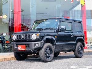 スズキ ジムニー XL 社外ナビ TV Bカメラ 5MT 4WD  背面タイヤ