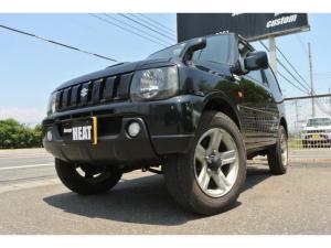 スズキ ジムニー ワイルドウインド MT/4WD/シートヒーター/ターボタイマー/ETC/リアスポイラー