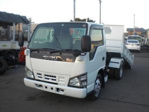 いすゞ エルフトラック 3t  ローダーダンプ MT5速 排ガス適合 NO・17
