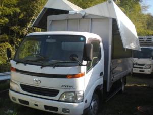 トヨタ ダイナトラック 箱ウイング車  最大積載2000kg NO.13
