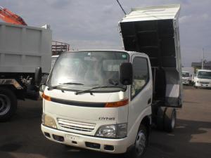 トヨタ ダイナトラック 2t ダンプ 4WD 排ガス適合車 NO・24