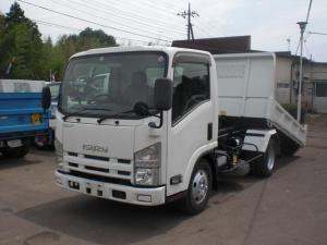 いすゞ エルフトラック ローダーダンプ セミワイド車 積載3000kg NO・36