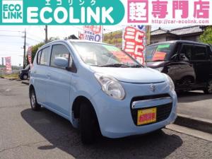スズキ アルト F ABS付マニュアル5速・フル装備・キーレス・CD