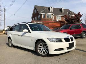 BMW 3シリーズ 320iツーリング 本革 キーレス