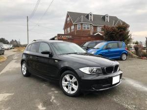 BMW 1シリーズ 120i ハイラインパッケージ 革シート HDDナビ ETC
