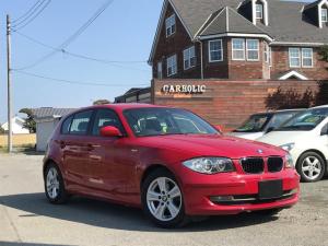 BMW 1シリーズ 120i ナビ ETC プッシュスタート