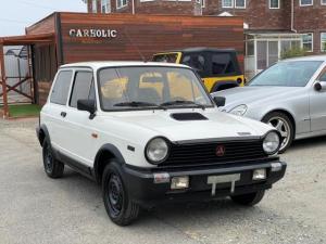 アウトビアンキ A112  アバルト 全塗装済 シート張替済 天井張替済 タイヤ新品