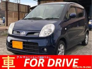 日産 モコ G スマートキー ベンチシート CD 軽自動車 13AW