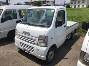スズキ キャリイトラック KCエアコン・パワステ 4WD Goo鑑定