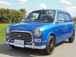 ダイハツ ミラジーノ ジーノ 5MT ターボ 載せ替え クラッチ新品 エンジンマウント3点新品 タイミングベルト交換済 ラジエーター新品