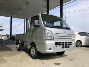 スズキ キャリイトラック KC エアコン・パワステ 4WD セーフティサポート装着車