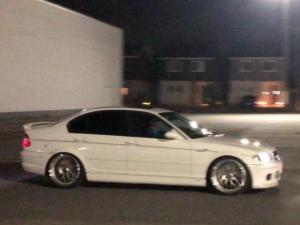 BMW 3シリーズ 330iMスポーツ左AT 鍛造BBS19 KW車高調 SR 希少左H ステップトロニックAT 正規ACシュニッツァーフルエアロ(マフラー・カーボントリム・グリップ・アルカンターラS・ストラットタワーバー)KW車高調 鍛造BBS19 グループMエアクリーナー