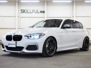 BMW 1シリーズ M140i ネクストイノベーションフロントスポイラー&サイドスポイラーRAYS鍛造ブラック18アルミKW車高調ブラックキドニーグリルフロントエンドレスブレーキキットフロントプロテクションフィルムF&Rタワーバー