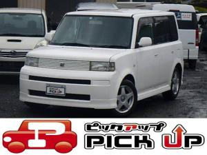 トヨタ bB S WバージョンHIDナビ地デジBカメAWキーレスTチェーン