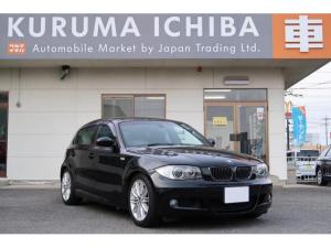 BMW 1シリーズ 130i Mスポーツ 純正HDDナビ ETC キセノン 本革