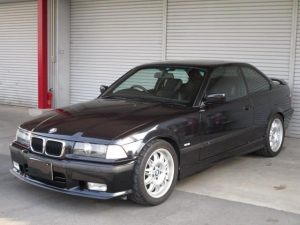 BMW 3シリーズ 323i FRブレンボブレーキシステム 社外マフラー ビルシュタイン ストラットバ サンルーフ ウオールナット