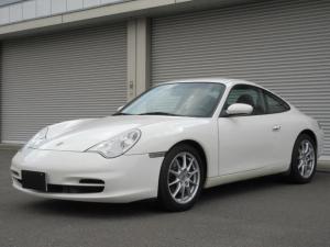 ポルシェ 911 911カレラ 左ハンドル 黒レザーシート ティプトロ ETC
