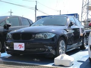 BMW 1シリーズ 116i ディーラー車 右ハンドル 純正アルミホイール