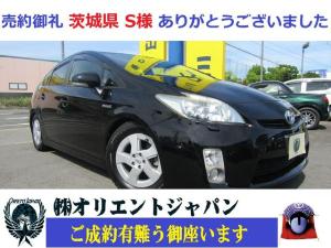 トヨタ プリウス Sツーリングセレクション HDDナビ  Bカメラ ETC