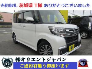 ダイハツ タント カスタムX トップエディションSAIII・デュアルカメラ装備