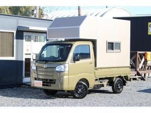 ダイハツ ハイゼットトラック ちょいせのボックス付き 4WD
