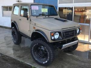 スズキ ジムニー HA 4WD リフトアップ