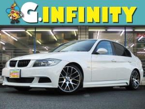 BMW 3シリーズ 320i F・Sエアロ ロ-ダウン 純正18AW 電動シ-ト