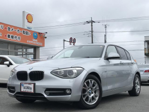 BMW 1シリーズ 116i スポーツ 純正メーカーナビ Bカメラ ETC