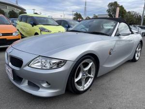 BMW Z4 2.5i 2.5i(2名) 赤革シート メモリパワーシート ETC 純正アルミホイール