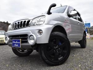 ダイハツ テリオスキッド X 4WD ターボ 4速オートマ