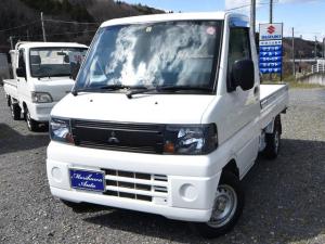 三菱 ミニキャブトラック VX-SE 4WD エアコン パワステ 5速マニュアル
