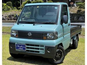 日産 クリッパートラック DX トラベルハウス キャンピングシェル 3速オートマ エアコン パワステ
