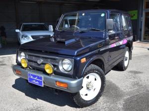 スズキ ジムニー HC 4WD インタークーラーターボ 5速マニュアル
