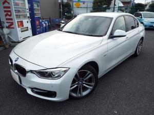 BMW 3シリーズ アクティブハイブリッド3 スポーツ 純正ナビフルセグTV