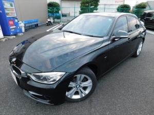 BMW 3シリーズ 320dブルーパフォーマンス スポーツ 黒革シート純正ナビ