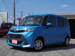 トヨタ タンク X S クリーニング済み外装磨き済み 車検整備付