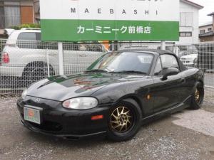 マツダ ロードスター S 修復歴無 MT6速 フルエアロ 車高調 オープンカー