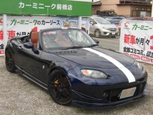 マツダ ロードスター RS RHT 電動オープンカー MT6速 ローダウン エアロ