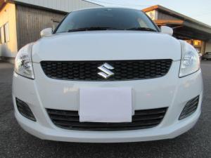 スズキ スイフト XG 15インチ WエアB ABS スマートキー プッシュスタート CDコンポ フロアCVT タイミングチェーン プライバシーガラス 走行32000キロ